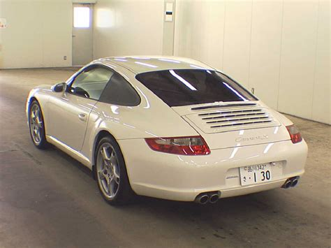 porsche carrera 2007 2007 porsche 911 carrera s japanese used cars auction
