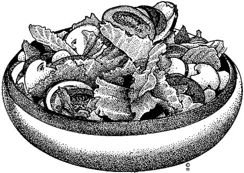 salad clipart black and white salad clipart 39 cliparts