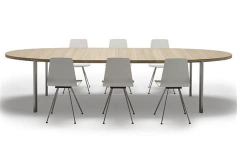bureau 100 cm table de salle à manger ovale extensible zoe