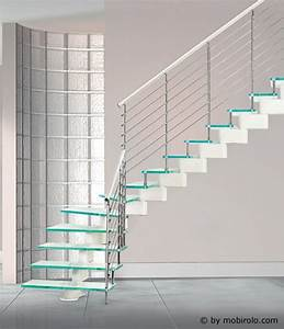Treppe Mit Glas : redline treppe nika glass von mobirolo bei streger ~ Sanjose-hotels-ca.com Haus und Dekorationen