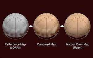 Another Red Planet? New Horizons Data Reveal True Color of ...
