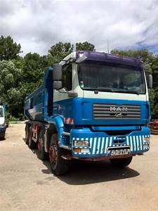 Largeur Camion Benne : camion benne 8x4 man 32 363 mcb028 poids lourd d 39 occasion aux ench res agorastore ~ Medecine-chirurgie-esthetiques.com Avis de Voitures