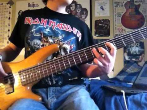 For Whom The Bell Tolls Bass Cover by Metallica For Whom The Bell Tolls Bass Cover Cliff S