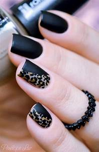 Leopard nail art ideas nenuno creative