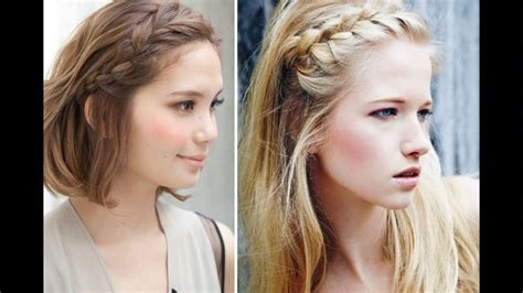 how to plait hair at the front lajoshrich com