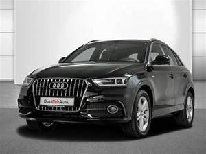 Audi Q3 Essence : audi q3 2 0 tfsi 211 quattro s line essence occasion de ~ Melissatoandfro.com Idées de Décoration