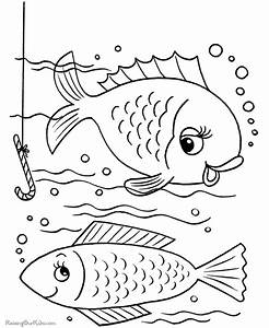 Fish Coloring Pages - Free Printable Pictures Coloring ...