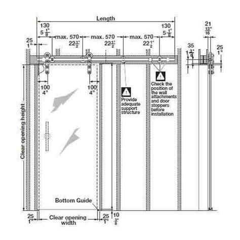 standard patio door size curtains