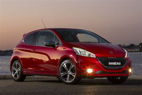 Review Peugeot 208 by Peugeot 208 Gti Review Photos Caradvice
