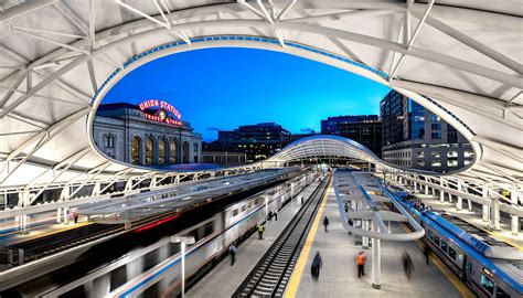 The Most Beautiful Amtrak Train Stations In The Usa