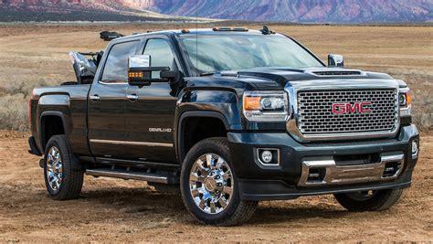 2017 Gmc Sierra Hd Duramax Diesel