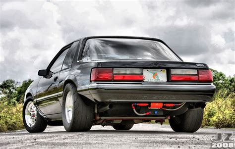 Fox Mustang Wallpaper by This Is What I Want My Foxbody To Look Like One Day