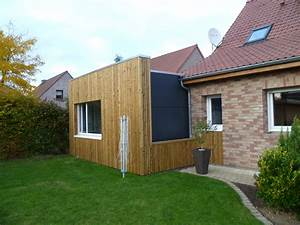 Comment Agrandir Sa Maison : comment agrandir sa maison en ossature bois ventana blog ~ Dallasstarsshop.com Idées de Décoration