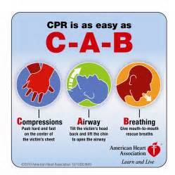 American Heart CPR Steps