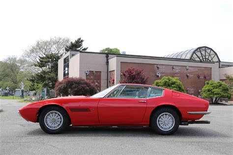 Maserati Ny by 1967 Maserati Ghibli Stock 21242 For Sale Near Astoria