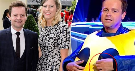 Why was Declan Donnelly NOT wearing his wedding ring on ...