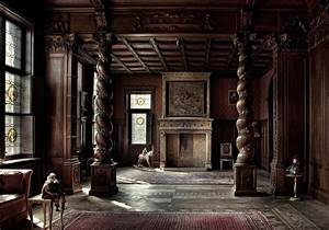 Victorian Gothic interior style: February 2013