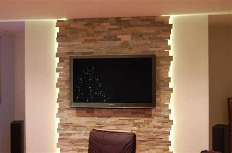 Steinwand Mit Tv by Pin Auf Welcome Home Wohnzimmer Holzwand