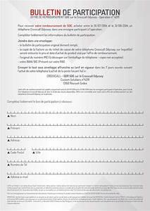 Offre De Remboursement : offre de remboursement odr 50 sur mobile crosscall ~ Carolinahurricanesstore.com Idées de Décoration