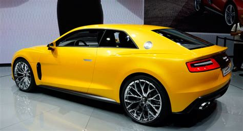 1980s Sports Cars by Audi Sport Quattro Concept Pays Tribute To 1980s Rally