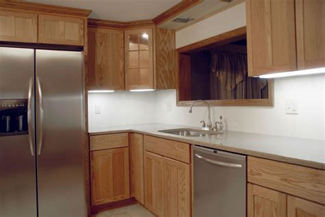 refacing  replacing kitchen cabinets