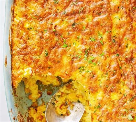 I realized after that i used corn grits instead of meal, maybe that was it? Corn Bread Made With Corn Grits Recipe - The BEST Southern ...