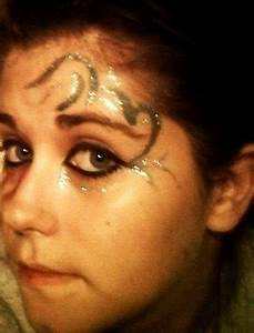 Angel/Demon Halloween Make Up · How To Create A Face ...