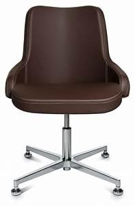 Fauteuil Cuir Bureau : fauteuil de bureau cuir design ~ Teatrodelosmanantiales.com Idées de Décoration