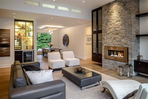 custom home interior beautifully crafted contemporary custom home in