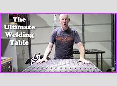 The Ultimate DIY Welding Table Gotta Go Do It Yourself