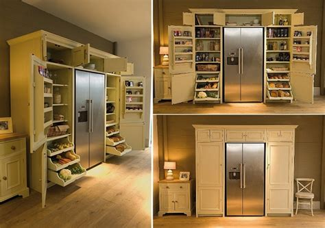 Innovative Solution For Your Kitchen With Grand Larder