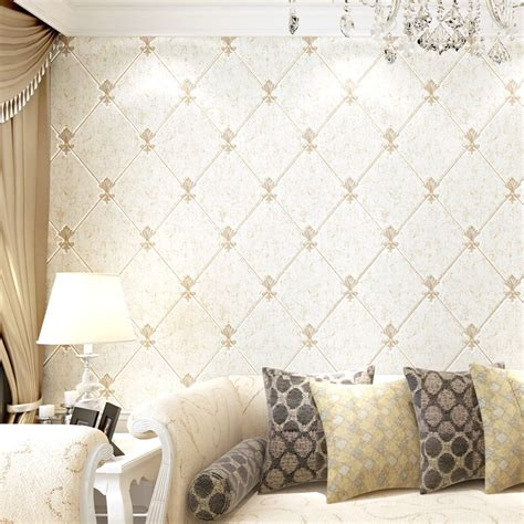 3d Wallpapers For Walls In Pakistan by Beibehang European Wall Wallpaper Simple Soft Bag