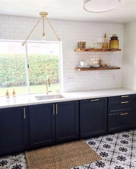 blue kitchen cabinets ikea ikea dolap modelleri ile dekorasyon fikirleri 2018 4822