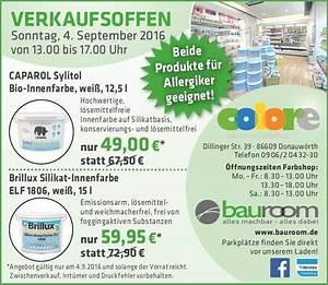 Segmüller Verkaufsoffener Sonntag 2016 : verkaufsoffener sonntag am bauroom bauroom ~ A.2002-acura-tl-radio.info Haus und Dekorationen