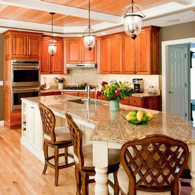 shaped kitchen islands shaped kitchen islands shape with island
