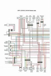 Polaris 800 Solenoid Wiring Diagram