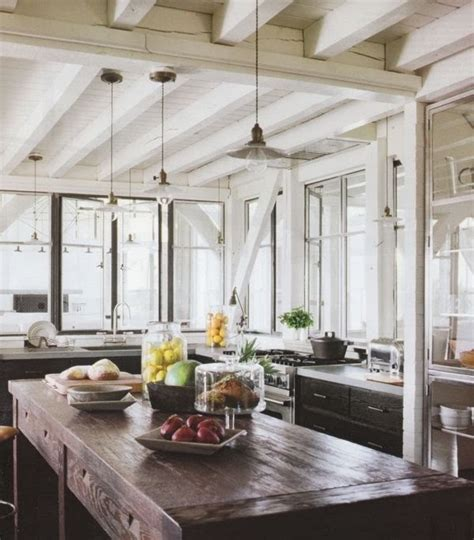 White Ceiling Beams Decorative - rosa beltran design exposed wood beams and white painted