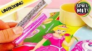 Schmuckaufbewahrung Selber Machen : pink glitter dreams schmuckaufbewahrung selber machen mit glitzer und prinzessin diy set ~ Eleganceandgraceweddings.com Haus und Dekorationen