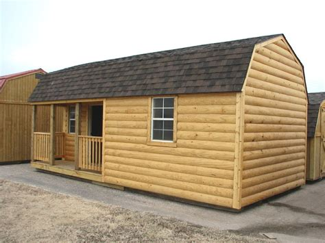 Small Barns To Live In by Better Built Portable Buildings