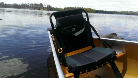 Canoes With Seat Backs by Gci Outdoor Sitebacker Canoe Seat Review