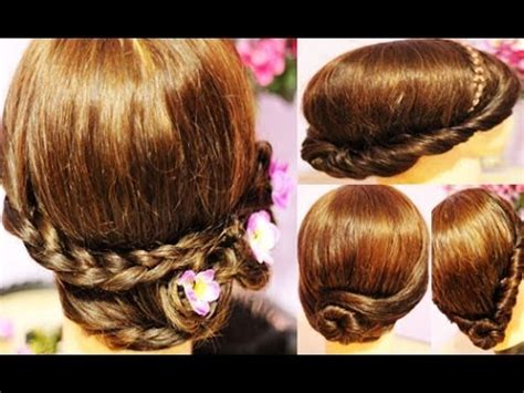 Hairstyles For Hair by 4 And Easy Hairstyles For D Hair