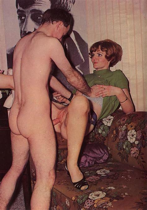 1980s amateur nude party