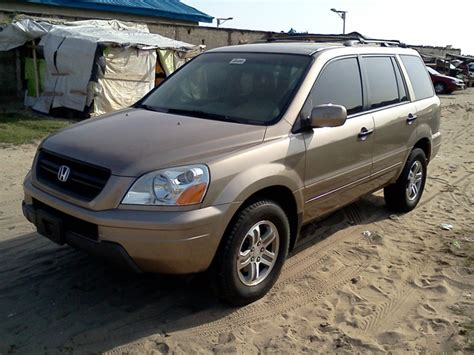 honda pilot  ldvd leather  clean nm