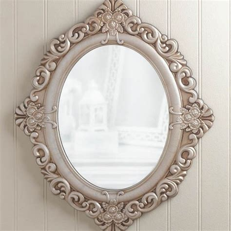 large wall mirror decorative home antique vintage rustic