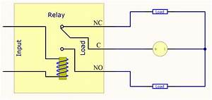 Ice Cube Relay Wiring Schematic