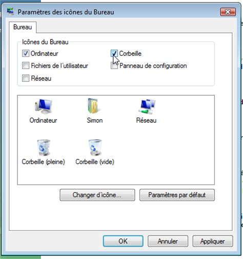 windows 8 icone bureau comment changer les icones du bureau 28 images