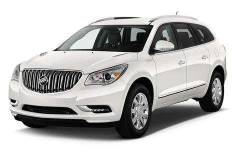 2017 buick enclave reviews and rating motor trend