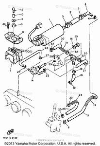 Yamaha Motorcycle 1982 Oem Parts Diagram For Fuel Pump