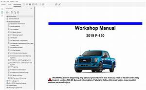 2019 Ford F150 Repair Manual