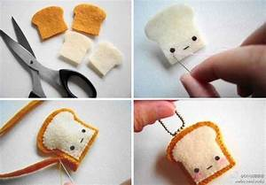 Felt Craft Projects: 70 DIY Ideas Made with Felt • Cool Crafts